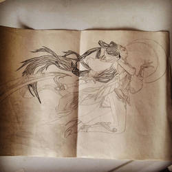 Lunar Goddess Diana by didadoll