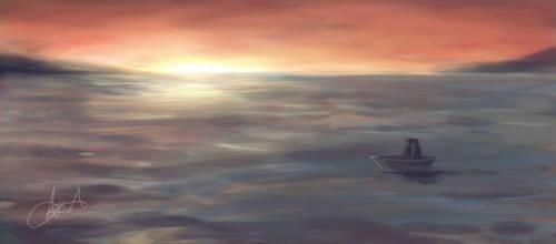 Lake Ruby by arutea