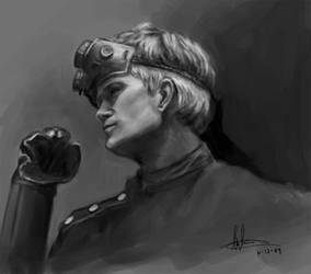 Dr Horrible by arutea