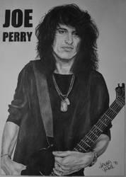 Joe Perry by Laura10June