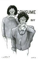 Alien Shoppers by ByronWinton