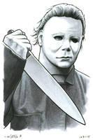 Michael Myers by ByronWinton