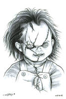 Chucky by ByronWinton