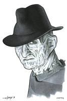 Freddy Krueger by ByronWinton