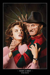 Freddy and Nancy by ByronWinton