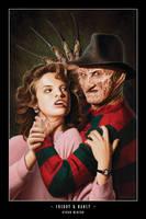 Freddy and Nancy by ByronWinton