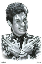 David Pumpkins by ByronWinton