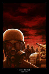 Armed For War by ByronWinton