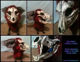 Dark Blood : better photos by Lunaris-FF7