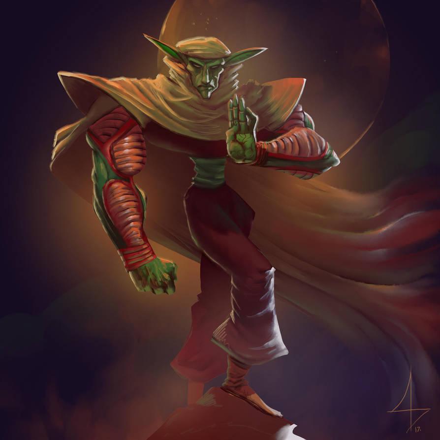 Piccolo by saadirfan