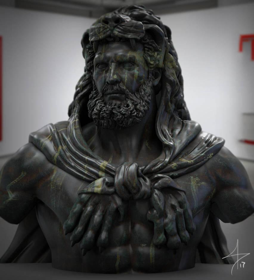 Hercules by saadirfan