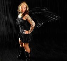 Dark Angel Julie by critelli