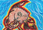 Mr. Fish Finished by Awesomesaucical