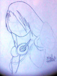 .: Boceto de Mujer Incompleto :. by jerkylink90