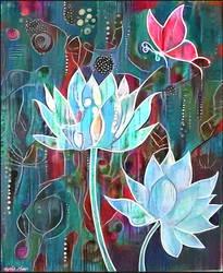Lotus zen ( nv) by Myria-Moon by Myria-Moon