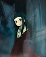 Little Hana by Aidontknow