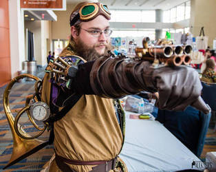 Updated Steampunk by gondring