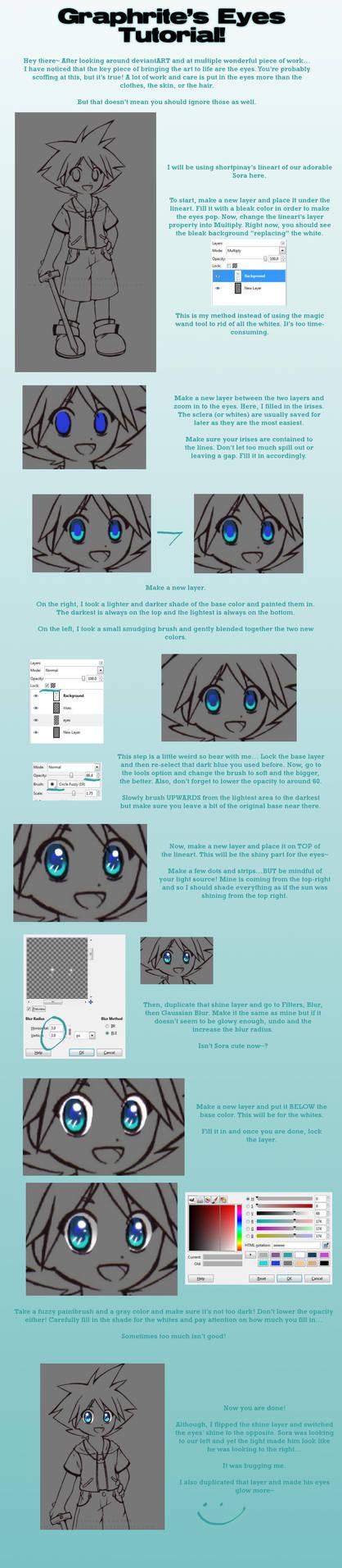 TUTORIAL: Eyes by Graphrite