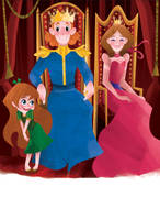 Children book Illustration by RaquelArtQ