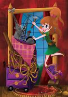Children book Illustration 3 by RaquelArtQ