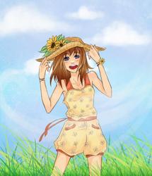 It's Summer by Omnomnom-Monster