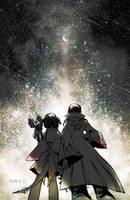 Final Fantasy XIV by hajimikimo
