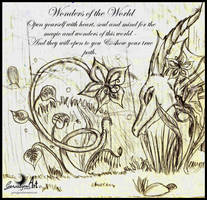 Wonders of the World by Gewalgon