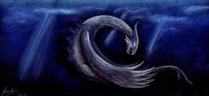 Pokemon Fanart: Lugia - The king of deep sea by Gewalgon