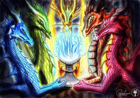 Dragon Magic - We bring the wonders back! by Gewalgon