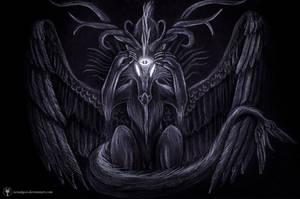 Alvrericjas - Goddess of hope by Gewalgon