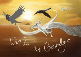 WIP - Endless Flight by Gewalgon