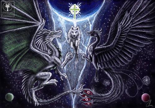 Union of the Three ~ by Gewalgon