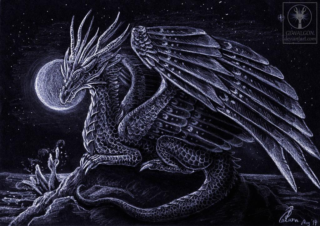 [KIRIBAN] - Dragon of Wisdom by Gewalgon
