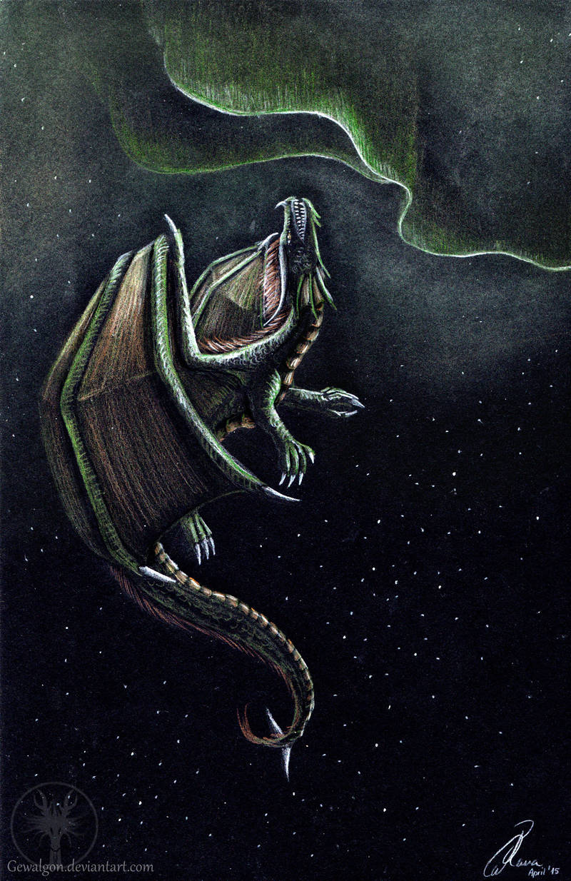 [ART TRADE] - Aurora by Gewalgon