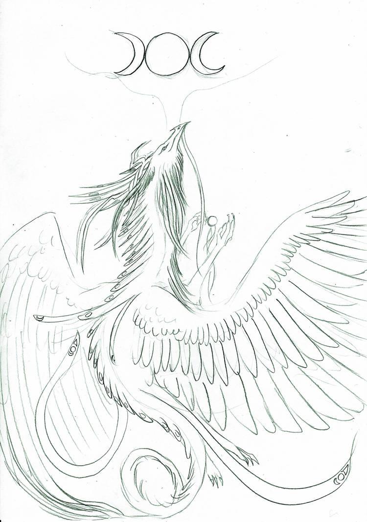 Dancing Luna ~ by Gewalgon