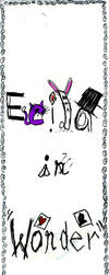 Ecila In Wonderland? Bookmark by helenpaige1