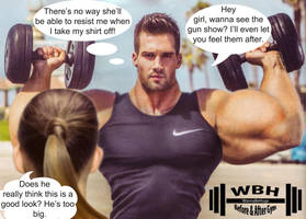 Part 2 James Maslow muscle growth by wannabehuge