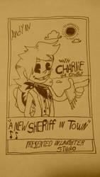 poster charlie by dragonjule