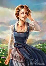 Belle by FalyneVarger