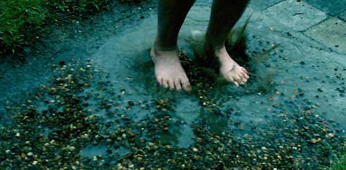 Splashes by crookedness