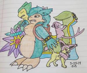 Yokai Guild (Incomplete) by Shadria-Anarchy