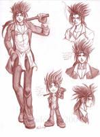 Reno Sketchers by viciousSHADi