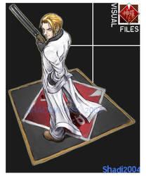 SHINRA: Visual Files by viciousSHADi