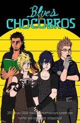 ::BLUES de CHOCOBROS:: by viciousSHADi