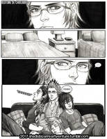 ::BLUES de CHOCOBROS PREVIEW 01:: by viciousSHADi