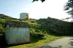 Point Reyes Buildings by sean335