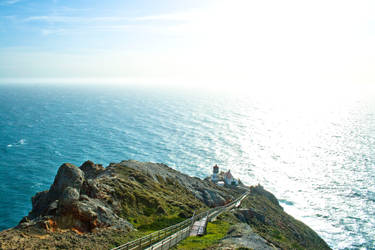 Light house at Point Reyes 2 by sean335