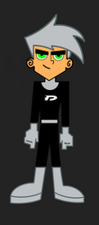 Danny Phantom Style: Uniform 2 (YJHU) by Davidscrazy2345