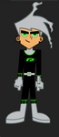 Danny Phantom Style: Uniform 3 (YJHU) by Davidscrazy2345