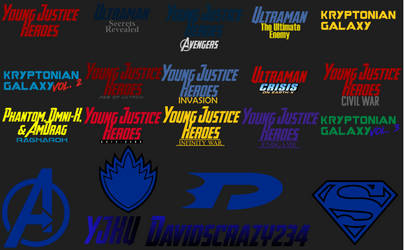 YJHU Fanfiction Series Titles Vol. 2 by Davidscrazy2345